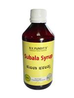 BV Pandit Subala Syrup