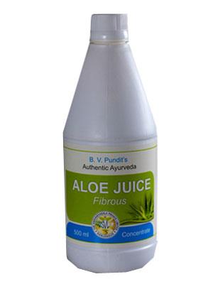 BV Pandit Aloe Juice