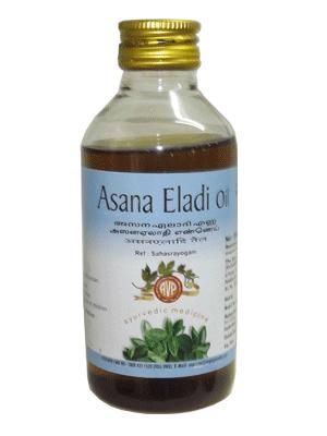 AVP Asana Eladi Oil