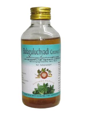 AVP Balaguluchyadi Coconut Oil