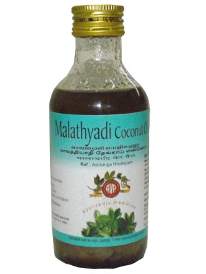 AVP Malathyadi Coconut Oil
