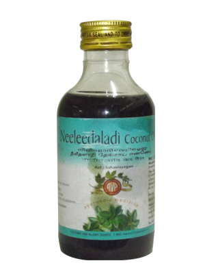 AVP Neelidaladi Coconut Oil