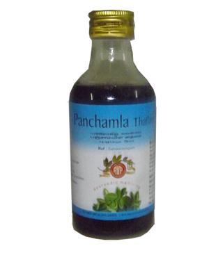 AVP Panchamla Thailam