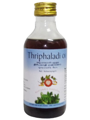 AVP Triphaladi Oil