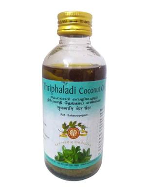 AVP Triphaldi Coconut Oil