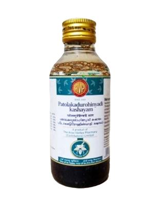AVP Patolakadurohinyadi Kashayam
