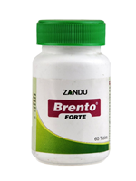 Zandu Brento Forte Tablets