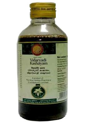 AVP Vidaryadi Kashayam