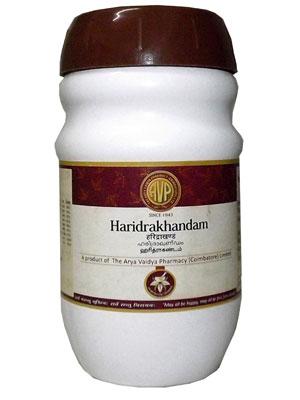 AVP Haridrakhandam