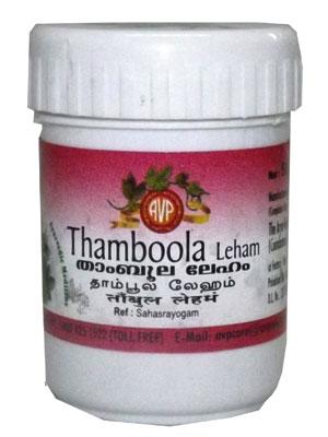 AVP Thamboola Lehyam