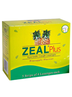 Vasu Zeal Plus Ayurvedic Lozonges
