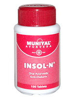 Muniyal Insol-N Tablets