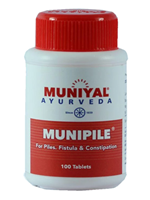 Muniyal Munipile Tablets