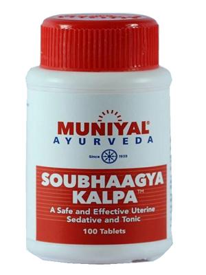 Muniyal Soubhaagya Kalpa Tablets