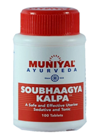 Muniyal Soubhaagya Kalpa Tablets