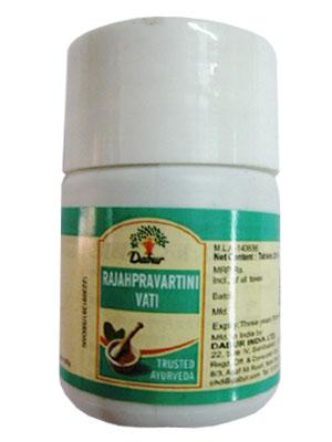 Dabur Rajah Pravartini Vati (Tablets)