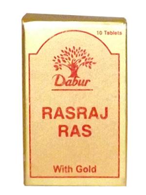 Dabur Rasraj Ras (With Gold)