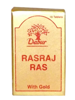 Dabur Rasraj Ras (With Gold)
