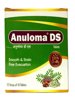 Anuloma DS Tablets