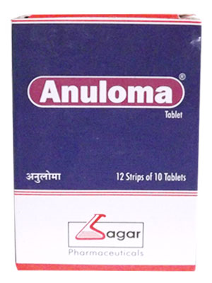 Anuloma Tablets