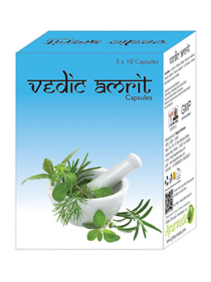 Mahaved Vedic Amrit Capsules