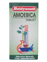 Baidyanath Amoebica Tablets