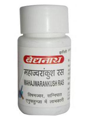 Baidyanath Mahajwarankush Ras