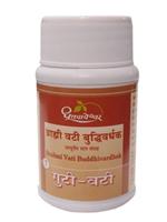 Dhootapapeshwar Brahmi Vati Buddhivardhak