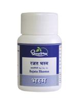 Dhootapapeshwar Rajata (Roupya) Bhasma