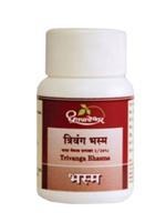 Dhootapapeshwar Trivanga Bhasma
