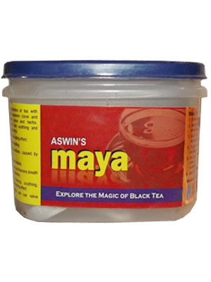 Aswin's Maya Black Tea