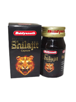 Baidyanath Shilajit Capsules