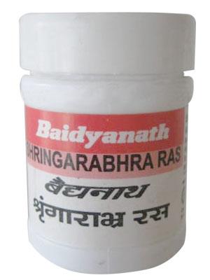 Baidyanath Shringarabhra Ras
