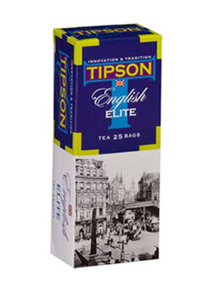 English Elite 25 Tea Bags
