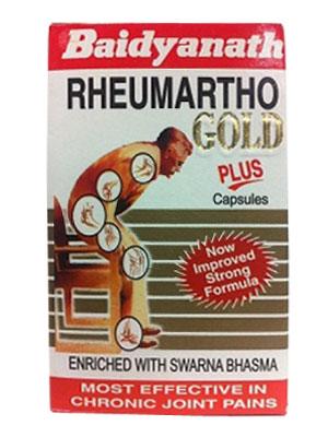 Baidyanath Rheumartho Gold Plus Capsules