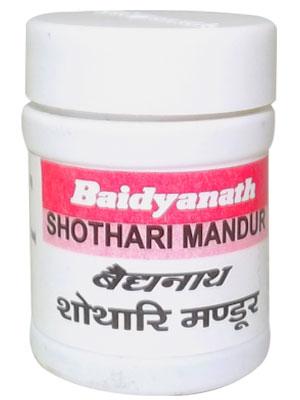 Baidyanath Shothari Mandoor