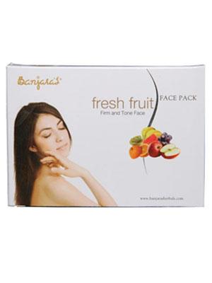 Banjaras Fresh Fruit Face Pack