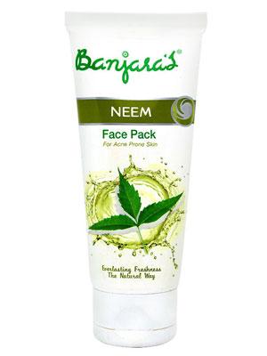 Banjaras Neem Face Pack