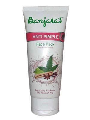 Banjaras Anti Pimple Face Pack (Wet Form)