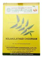 Vaidyaratnam Kolakulathadi Choornam