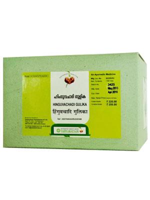 Vaidyaratnam Hinguvachadi Gulika Tablets