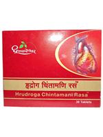 Dhootapapeshwar Hrudroga Chintamani Rasa