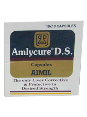 Amlycure DS Capsules