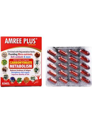 Amree Plus Capsules