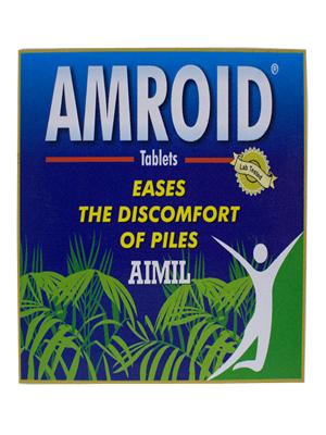 Amroid Tablets