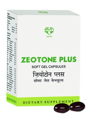 AVN Zeoton Plus Sg Capsules