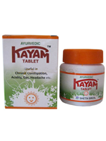Kayam Tablets