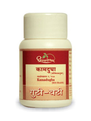 Dhootapapeshwar Kamdugha (Mouktikyukta)