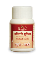 Dhootapapeshwar Khadiradi Gutika