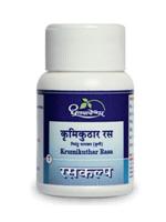 Dhootapapeshwar Krumikuthar Rasa